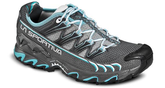 La Sportiva Ultra Raptor - Chaussures de running Femme - gris/bleu